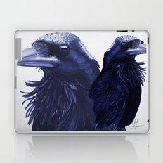 .Raven Laptop & iPad Skin