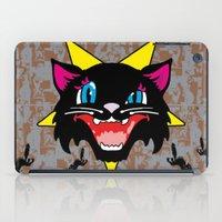 Pussy Galore iPad Case