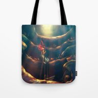 Tote Bag featuring Someday by Alice X. Zhang