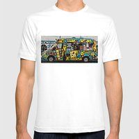 Scream For Ice-cream! Mens Fitted Tee White SMALL
