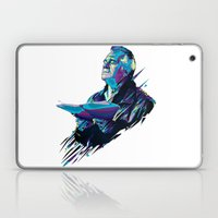 Paulie Walnut // OUT/CAST Laptop & iPad Skin
