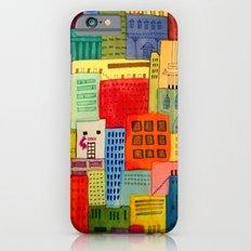 Une Ville à Moi iPhone 6 Slim Case