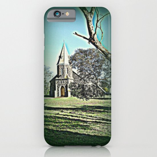 Country Church iPhone & iPod Case
