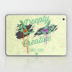 Deeply Creative Laptop & iPad Skin
