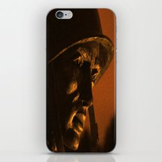 The Soldier's Heart iPhone & iPod Skin