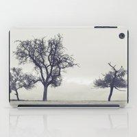 bleak trees... iPad Case