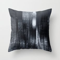 DT squared Throw Pillow