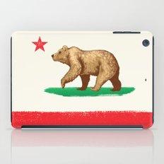 California Republic iPad Case