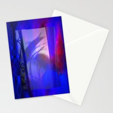 in search of peace Stationery Cards