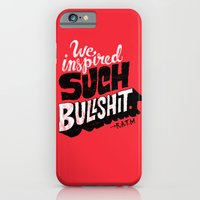 Inspired Bullshit iPhone 6 Slim Case
