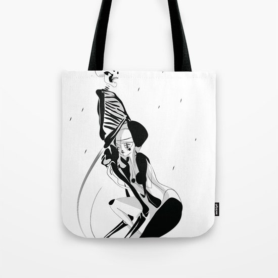 My Playmate - Emilie Record Tote Bag
