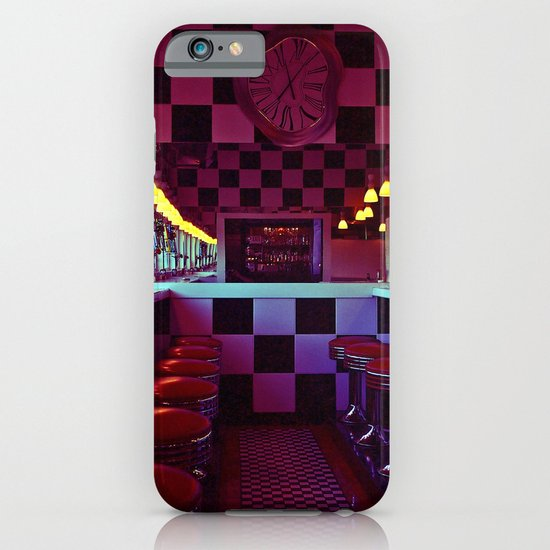 American diner iPhone & iPod Case