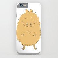 Thinking Capybara iPhone 6 Slim Case
