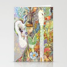 Head nature Stationery Cards