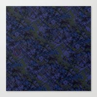 Tahitian Blue Canvas Print