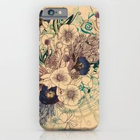 Zentangle Floral Mix iPhone 6 Slim Case