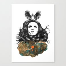 US AND THEM / THE OATH Canvas Print