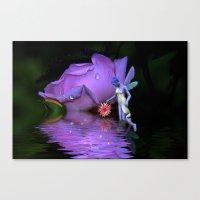 A  Fairys World Canvas Print