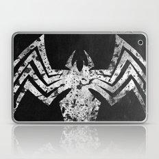 Ultimate Black suit Spider-Man Laptop & iPad Skin
