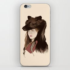 The Banshee's Crown iPhone & iPod Skin