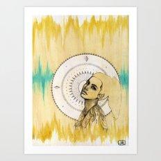Maiden Voyage Art Print