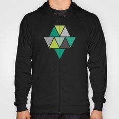 Triangulum - Emerald Hoody
