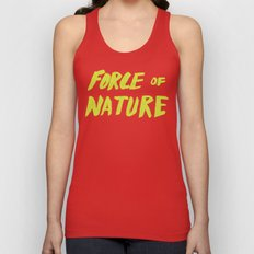 Force Of Nature X Cloud … Unisex Tank Top