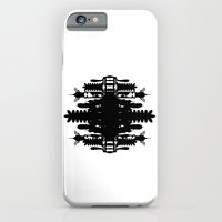 A Template for Your Imagination iPhone 6 Slim Case