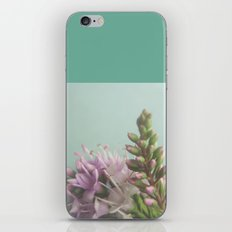 Floral Variations No. 9 iPhone & iPod Skin