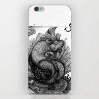 Fishkey iPhone & iPod Skin