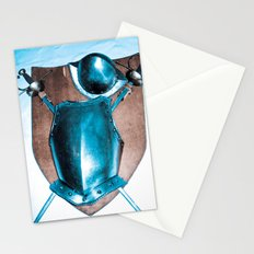 SHIELDS, HELMETS AND SWORDS Stationery Cards