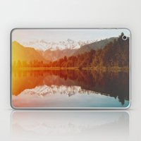 Lake Matheson Laptop & iPad Skin