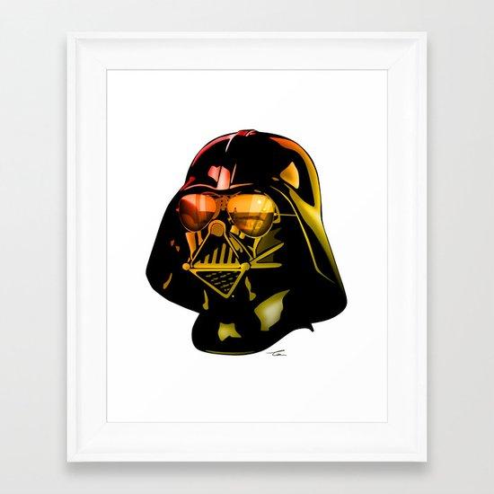 STAR WARS Darth Vader Framed Art Print
