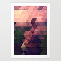 fyt yrms Art Print