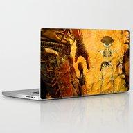 Duel Pour Monsieur Bone  Laptop & iPad Skin