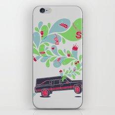 Hauntin' Dirty iPhone & iPod Skin