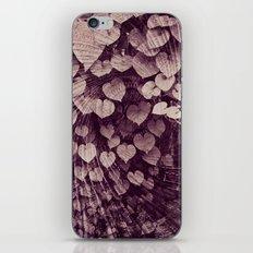 Leaves of Love iPhone & iPod Skin