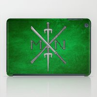 Weapons Down - TMNT iPad Case