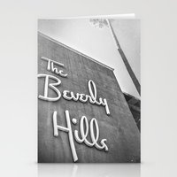 The Beverly Hills Hotel Stationery Cards