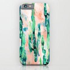 Sunset Cactus iPhone 6 Slim Case