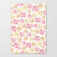 Sea Shells Canvas Print