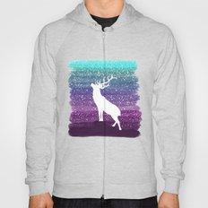 Deer in the Purple Dream Hoody