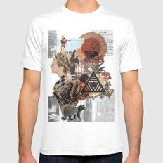 What Went Before Part 1 Mens Fitted Tee SMALL White