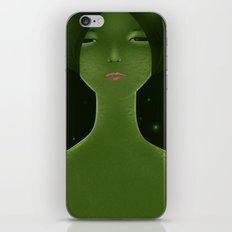 Woman_snake iPhone & iPod Skin