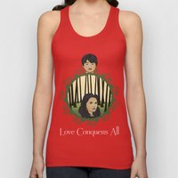 Once Upon A Time - Two H… Unisex Tank Top