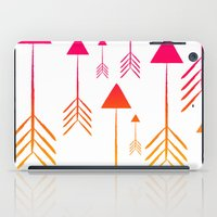 Always on the Rise (summer arrows) iPad Case