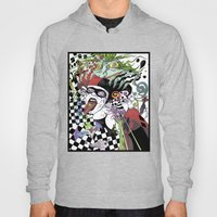 Harley Quinn And Madness Hoody