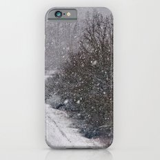 Snow Is Falling iPhone 6 Slim Case