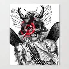 The Baroness Canvas Print