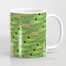 So many lizards! Mug